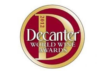 I Decanter Awards 2012