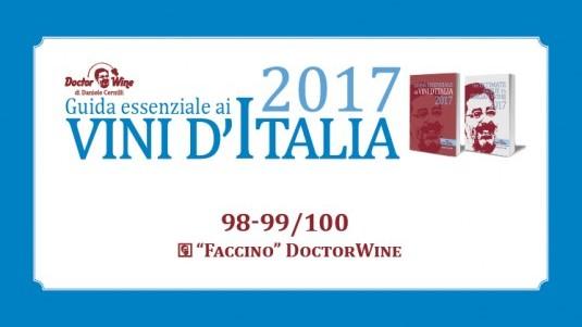 I Faccini 2017: 98 e 99/100