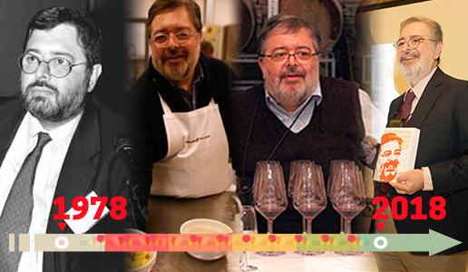 I miei primi 40 anni nel vino