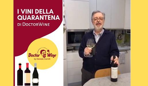 I vini della quarantena di Daniele Cernilli DoctorWine