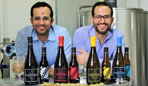 fratelli giacomo e antonio cosentino birrificio 24 baroni birra sicilia doctorwine