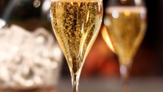 L'Italia ama lo Champagne