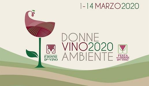 Festa Le Donne del Vino 2020