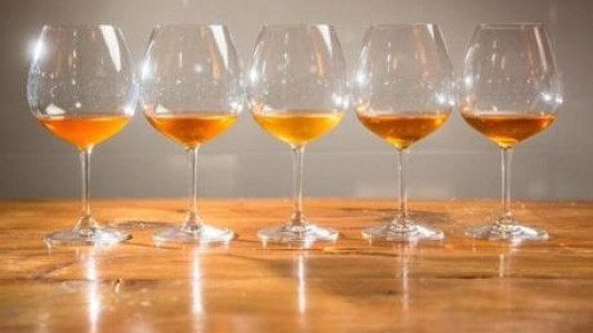La moda degli Orange Wine