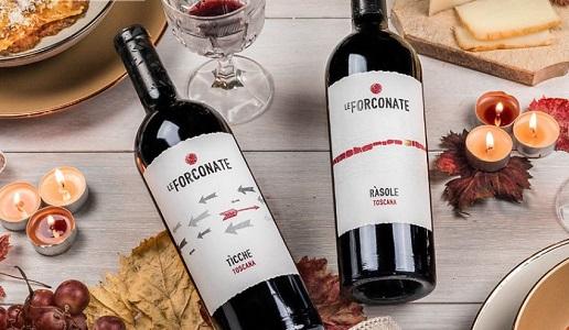 Le Forconate Vini a Tavola