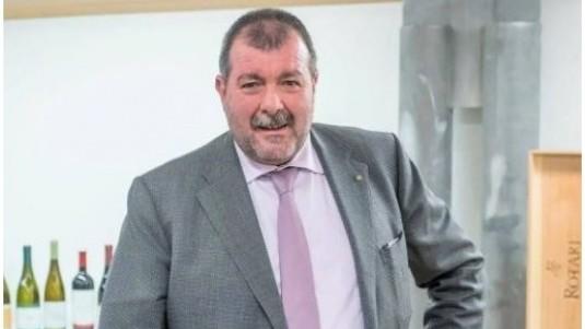 Luca Rigotti, Coordinatore Vino di Alleanza cooperative agroalimentari
