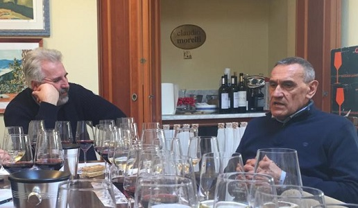 Luciano Lombardi Claudio Morelli