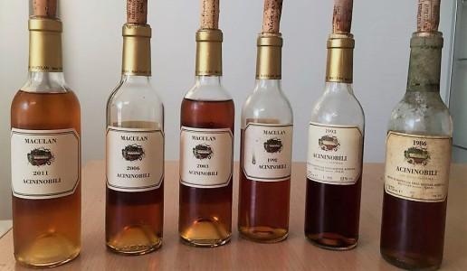 maculan acininobili vino dolce passito veneto verticale francesco annibali doctorwine