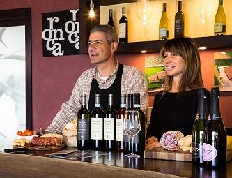 Massimo Ronca, dalla banca al vino Custoza