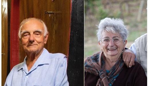 Mauro Pacini, Fattoria La Lecciaia, e Anna Maria Manfredini, Caprili - Montalcino