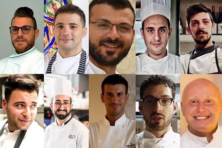 Migliori giovani chef del Sud