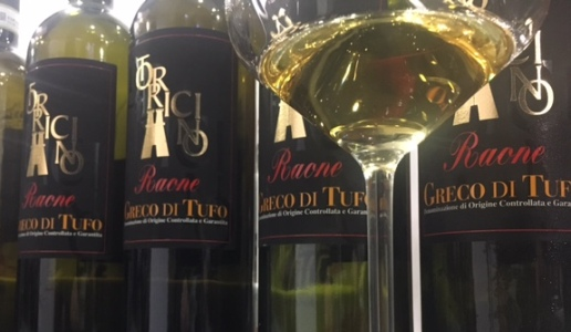 raone greco di tufo docg torricino vino bianco campania degustazione verticale