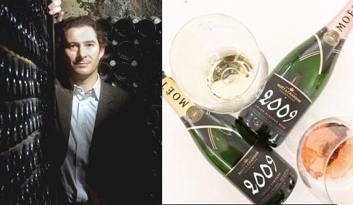 moet chandon grand vintage 2009 champagne vino spumante francia benoit gouez
