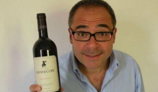 nanni cope vino campano Giovanni Ascione