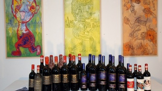 Nittardi, se il vino è arte (2)