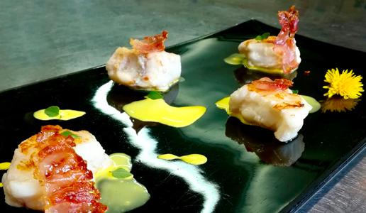 Nodini di rana pescatrice ricetta DoctorWine