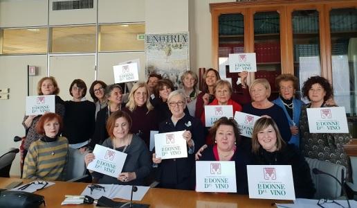 Consiglio direttivo Le Donne del Vino
