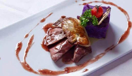 petto d'antra e foie gras ricetta doctorwine