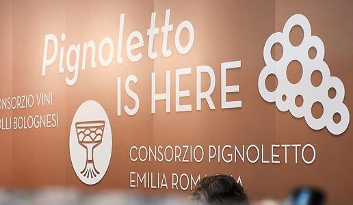Pignoletto Emilia Romagna doc