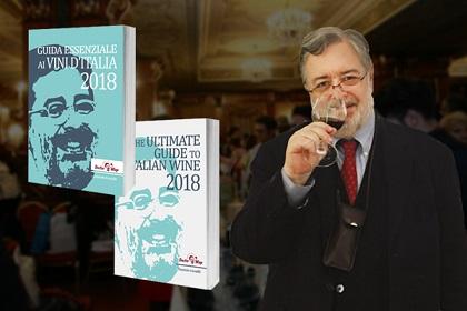 Presentazione della Guida Essenziale ai Vini d'Italia 2018