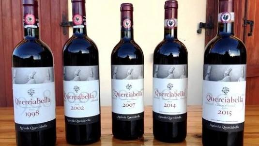 querciabella chianti classico docg vino rosso toscana italia verticale doctorwine