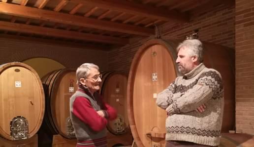 Renato Cigliuti con Vignadelmar