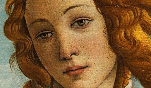 Venere di Botticelli Strabismo di venere