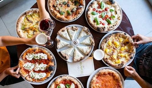 Sbanco Pizzeria Roma Le Pizze