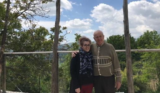 Sebastiano e Lidia Cennerazzo