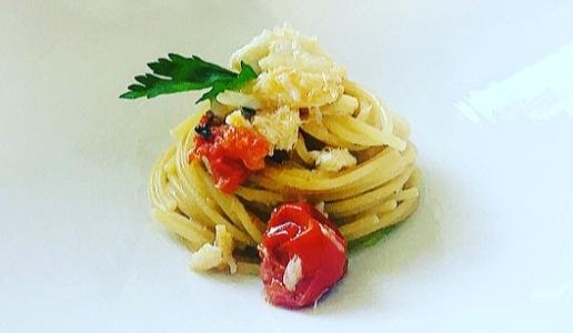 spaghetti con il baccalà ricetta doctorwine