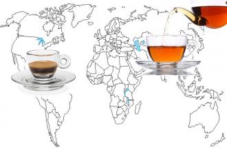 Tè o caffè