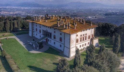 tenuta di artimino cantina vini toscana villa medicea chianti montalbano 2017