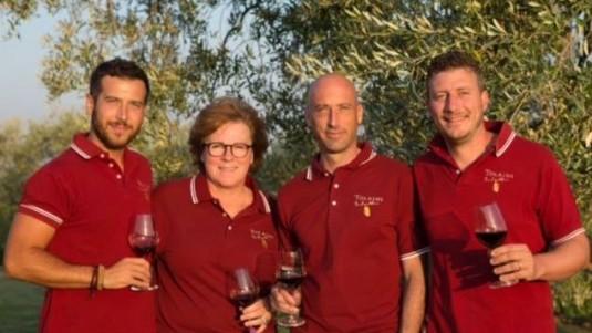 Tolaini e la Gran Selezione Montebello Vigneto n°7