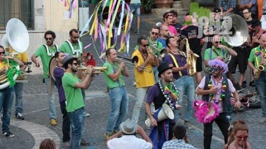 Tolfa Jazz: birra al gusto di Jazz
