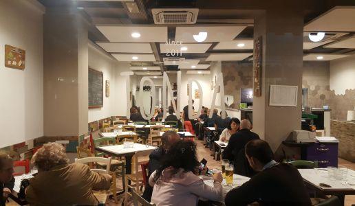 Tonda pizzeria roma stefano callegari