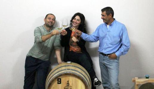 Vallisassoli cantina vini campania titolari paolo clemente