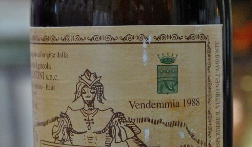 Vendemmia 1988 Valentini
