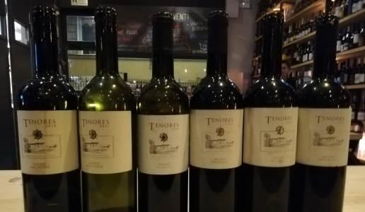 Verticale Tenores di Dettori vino rosso Sardegna Cannonau