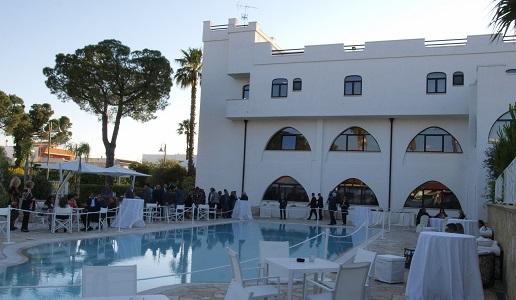 Wine Hotel Villa Donna Lisa panorama