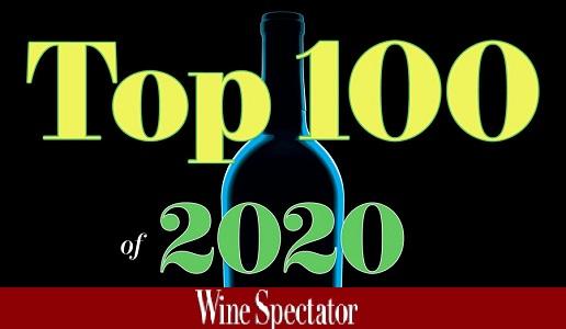 top 100 Wine Spectator 2020