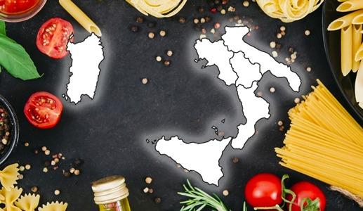 agroalimentare nel sud Italia