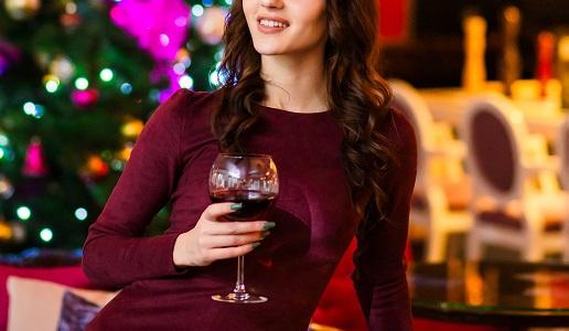 Vini rossi per celebrare le feste