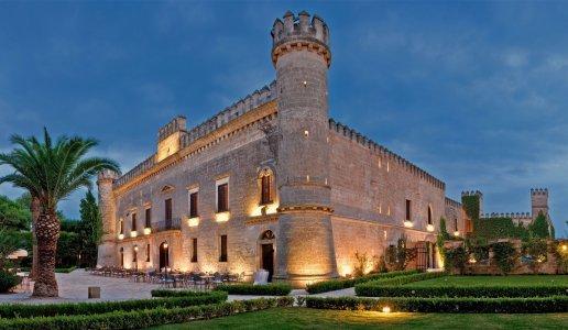 Castello Monaci Cantina Vini Puglia Salento
