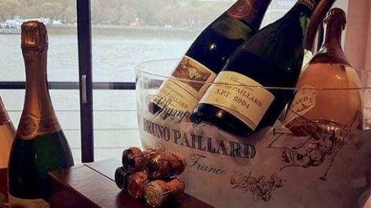 champagne bruno paillard npu 2004