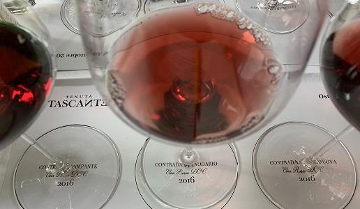 degustazione vini tenuta tascante etna