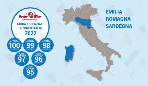 Faccini 2022 - Emilia Romagna Sardegna