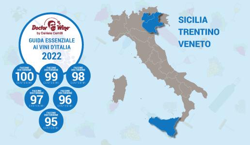 Faccini 2022 - Sicilia Trentino Veneto