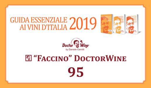 faccini 95/100 doctorwine Guida 2019