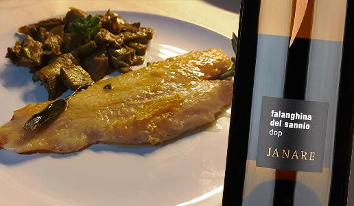 filetto gallinella e Janare La Guardiense