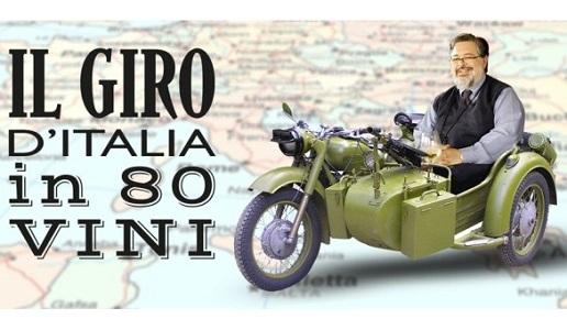 Il Giro d'Italia in 80 Vini